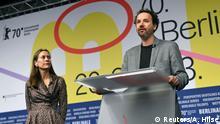 PK Berlinale 2020 | Mariette Rissenbeek und Carlo Chatrian