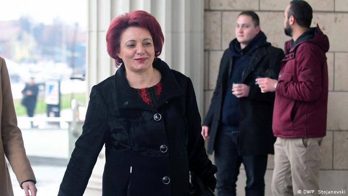 Nord-Mazedonien Gerichtsprozess im Fall Reket