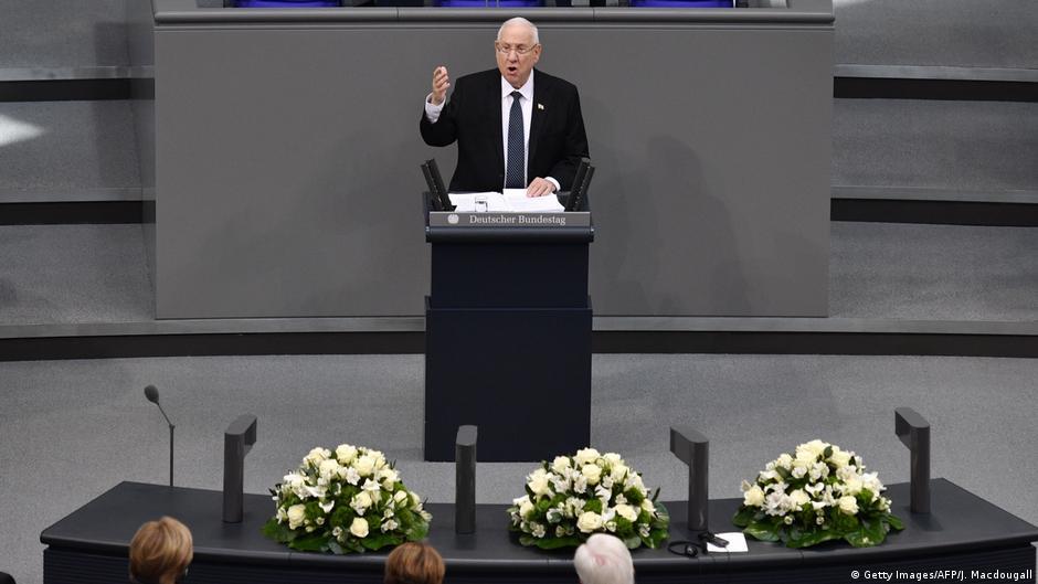 """Bundestag w hołdzie ofiarom Holokaustu. """"Nie zapomnimy, co się stało!"""""""