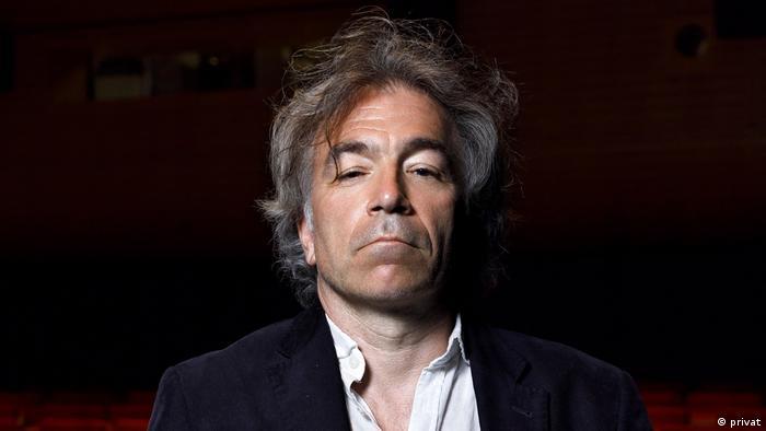 Amin Farzanefar, head of the Visions of Iran film festival in Cologne
