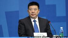China Zhou Xianwang Bürgermeister Wuhan