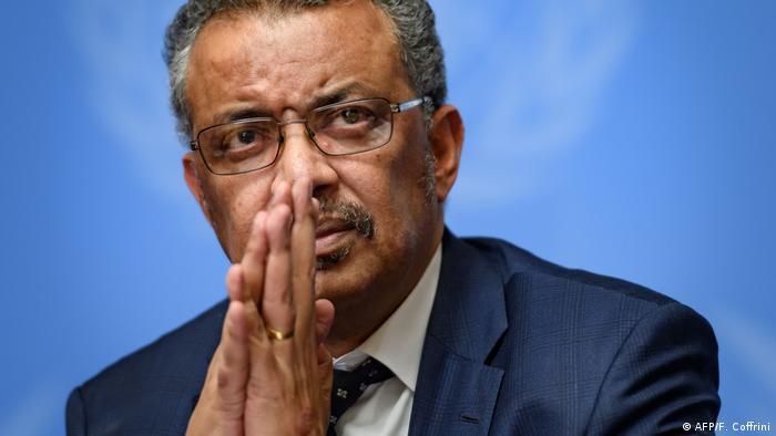 Quem é Tedros Adhanom, diretor-geral da OMS | Notícias ...