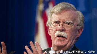 John Bolton (picture-alliance/AP Photo/C. Owen)