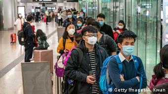 China Coronavirus