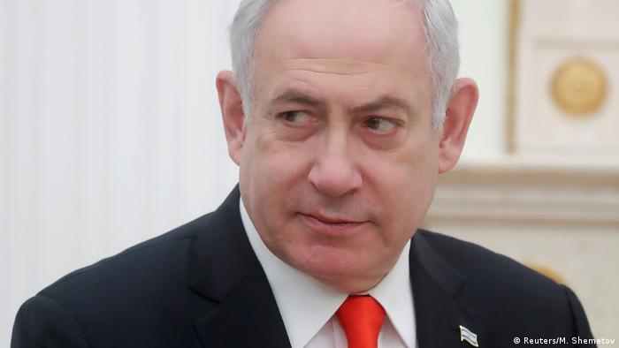 Russland Moskau Benjamin Netanjahu (Reuters/M. Shemetov)