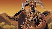 African Roots | Shaka Zulu | Porträt