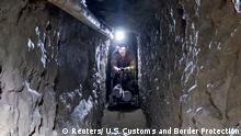 USA | Mexiko | Schmuggler-Tunnel zwischen San Diego und Tijuana
