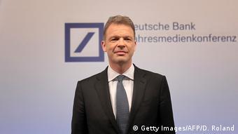 Dyrektor generalny Deutsche Banku Christian Sewing