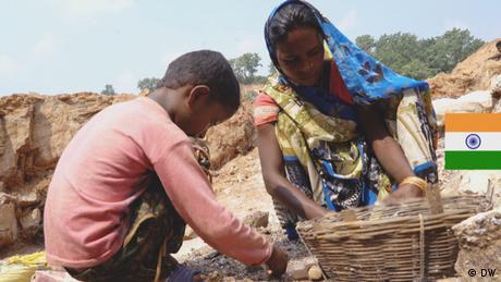 Global 3000 Serie Work Places - Glitzer, Make-Up und Kinderarbeit