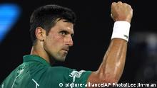 Australian Open Tennis | Novak Djokovic