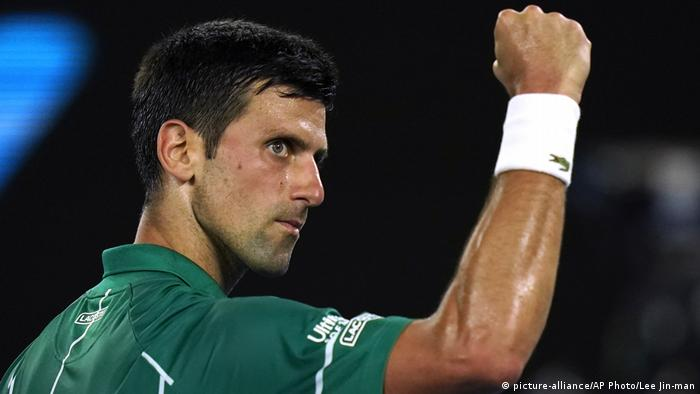 Australian Open Tennis | Novak Djokovic