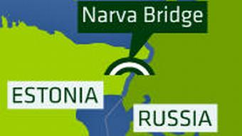 02.2010 DW-TV European Journal Narva Bridge
