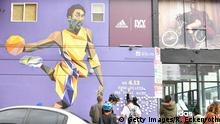 BG Kobe Bryant Tribute | Los Angeles