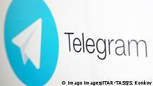ST PETERSBURG, RUSSIA - JUNE 23, 2017: The logo of Telegram, a free cloud-based instant messaging service. Sergei Konkov/TASS PUBLICATIONxINxGERxAUTxONLY TS0545F2 St Petersburg Russia June 23 2017 The emblem of Telegram a Free Cloud Based Instant Messaging Service Sergei Konkov TASS PUBLICATIONxINxGERxAUTxONLY TS0545F2
