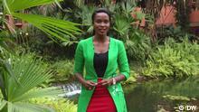 Moderatorin Sandrah Twinoburyo, Uganda