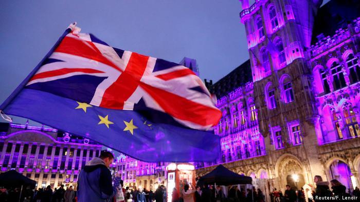 Bruksela. Londyn opuszcza UE