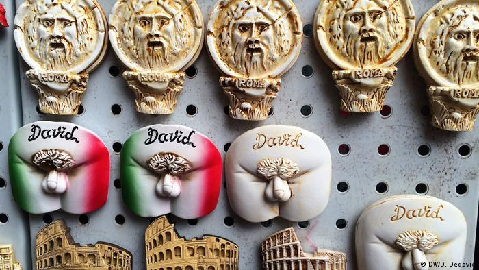 Italien Stadtansicht Rom