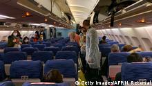 Frankreich fliegt Staatsbürger aus Wuhan aus
