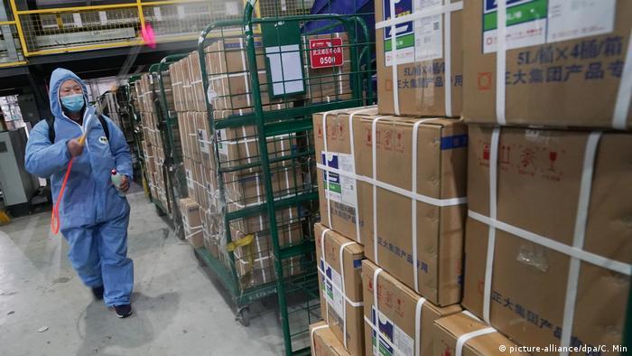 Gebühren für Päckchen aus China steigen an