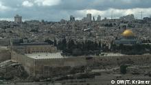 Jerusalem Reaktionen Trump Pläne Panorama