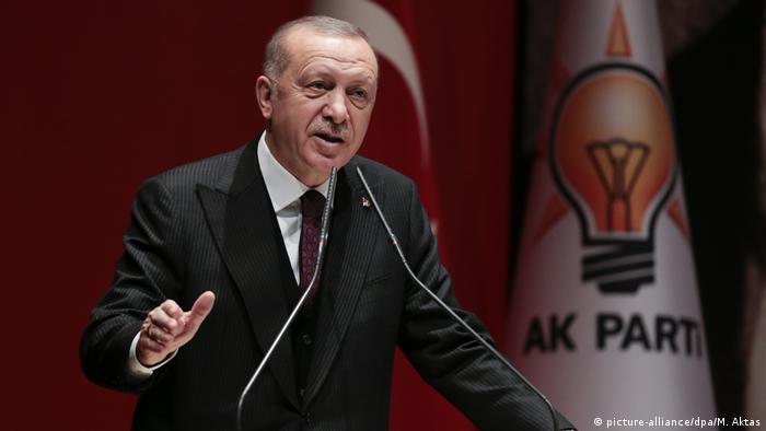 Türkei Rede Recep Tayyip Erdogan