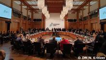 Deutschland Berlin Konferenz Kleinwaffenkonferenz im Auswärtigen Amt