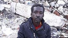 Libyen | Ahmad Mustafam, sudanesischer Flüchtling lebt auf einer Mülldeponie