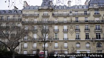 Frankreich Paris Durchsuchung Im Haus von Teodorin Obiang