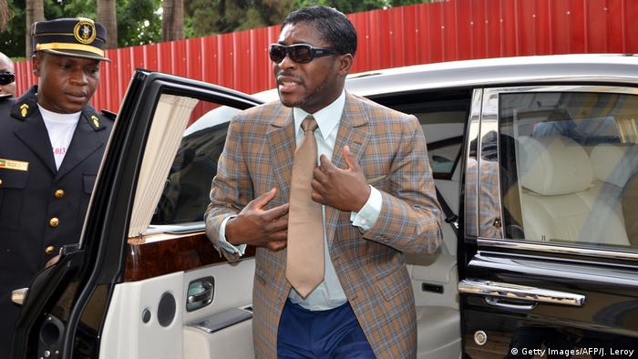 Äquatorialguinea Geburstag Teodorin Obiang