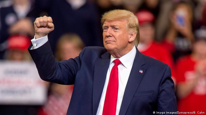 USA Präsident Donald Trump