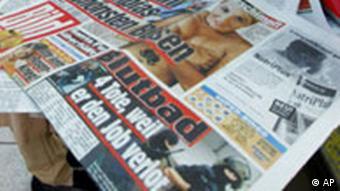 Немецкий таблоид Bild