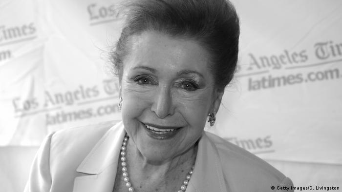 Autorin Mary Higgins Clark verstorben (Getty Images/D. Livingston)
