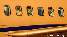 China: Flughafen Wuhan