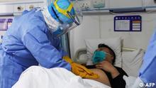 China Isolierstation Krankenhaus in Zouping