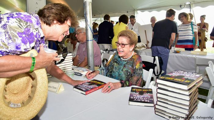 USA | Autorin Mary Higgins Clark (Getty Images/E. Gologursky)