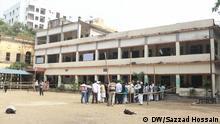 Bangladesch Wahlen in der Stadt Dhaka