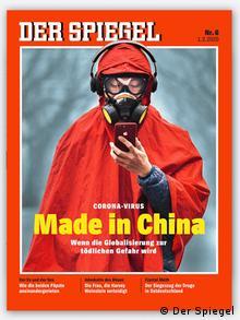 Cover | Der Spiegel 06/2020