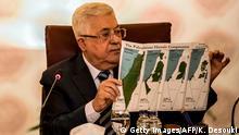 Ägypten Kairo Treffen Arabische Liga | Mahmud Abbas, Präsident der Palästinenser