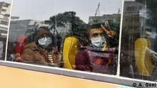 Bangladesch   Aus China rückkehrendende Bangladeshi