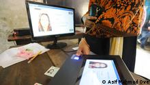Bangladesch Wahlen in Dhaka