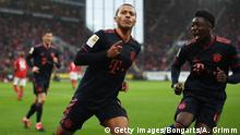 1. Bundesliga 20. Spieltag | 1. FSV Mainz 05 vs. FC Bayern München | 3. TOR Bayern