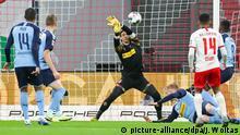 Fußball Bundesliga RB Leipzig - Borussia Mönchengladbach