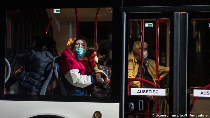 Germersheim Coronavirus Evakuierte
