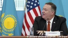 Kasachstan USA wollen in Uiguren-Konflikt Unterstützung