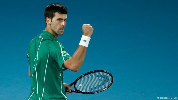 Novak Djokovic Confirma Su Participacion En El Us Open Europa Al Dia Dw 13 08 2020
