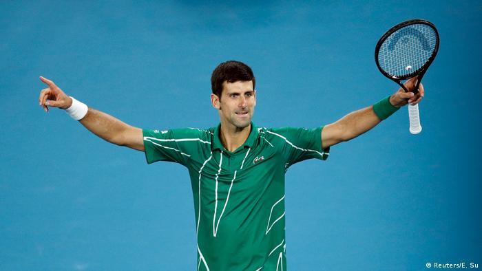 Australian Open   Tennis   Novak Djokovic