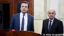 Kosovo Regierungsbildung Albin Kurti und Isa Mustafa