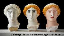 NEU Liebieghaus Skulpturensammlung Frankfurt am Main | Ausstellung Bunte Götter