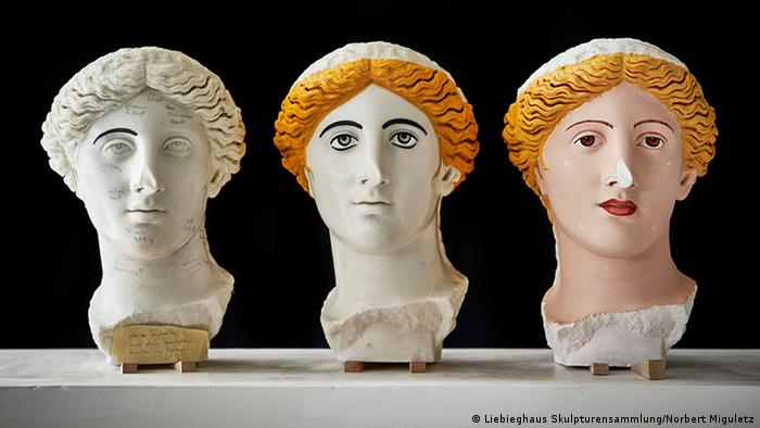 A new exhibition in Frankfurt looks at the bright side of ancient ...