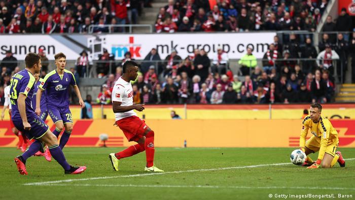 1. Bundesliga 20. Spieltag | 1. FC Köln vs. SC Freiburg | Jhon Cordoba